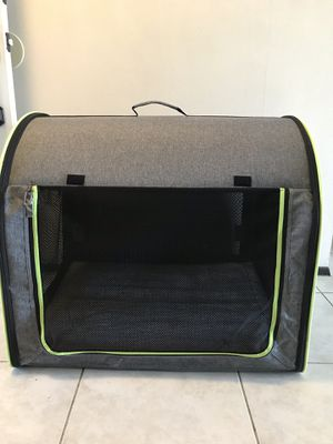 New soft dog crate for Sale in San Diego, CA