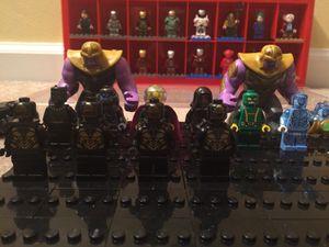 Lego Marvel Villans for Sale in Hollins, VA