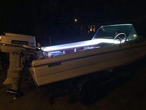 Great running 14ft fishing boat for Sale in Warren, MI