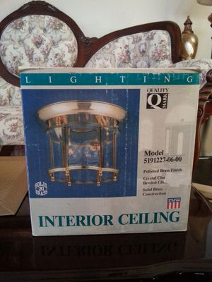 Light Fixture New for Sale in Hampton, VA