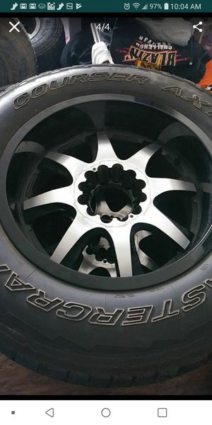 265/65R18 for Sale in Woodlake, CA