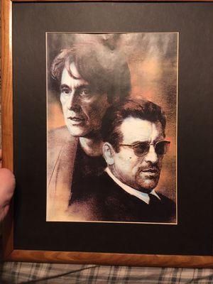 Movie (heat) pic in frame $13 for Sale in Tulsa, OK