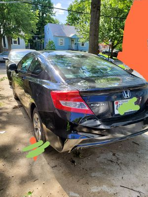 Iam saling this buityfull honda Civic 2 Doors 2013 any mecánica problem salvage rebuild title IT ready to get tags Maryland or Washington for Sale in Washington, DC
