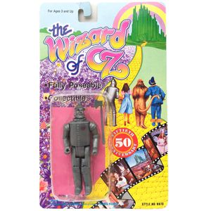 Vintage 1988 Multi Toys The Wizard Of Oz 4in Tin Man Figure 50th Anniversary New In Box for Sale in Rancho Cucamonga, CA