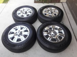 WHEELSET - FORD F150 - 275 65 18 - $700 for Sale in Sacramento, CA