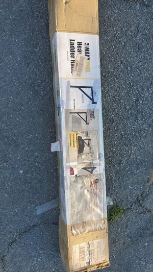 Heavy ladder rack for Sale in Chino, CA