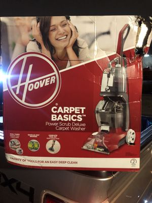Hoover carpet cleaner for Sale in Columbus, OH