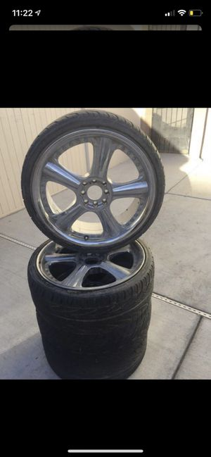 18 'Rims They were used on a Honda but are universal for Sale in Las Vegas, NV