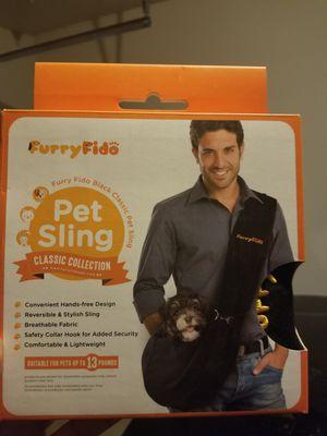 Fury Fido Pet Sling for Sale in Austin, TX