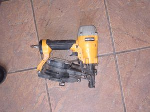 Boshitich roofing nail gun for Sale in Houston, TX