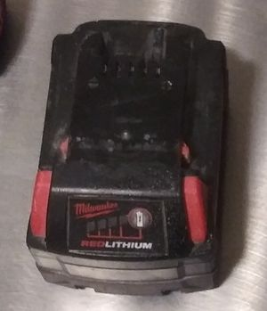 M18 RedLithium XC 5.0 for Sale in Baltimore, MD