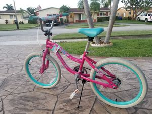 20 inch girls bike * great condition for Sale in Hollywood, FL