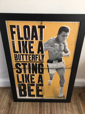 Ali painting for Sale in Baltimore, MD