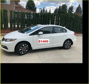 2013 Honda Civic only$1400 for Sale in Richmond, VA