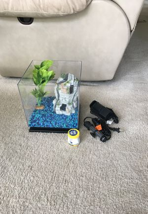 Beta Fish Aquarium for Sale in Dardenne Prairie, MO