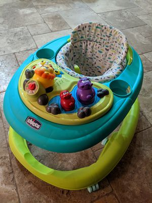 Chicco walky talky baby walker for Sale in Dublin, CA