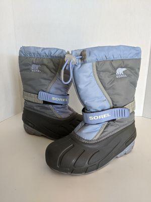 Sorel Snow Boots (Kids Size 2) for Sale in Sacramento, CA