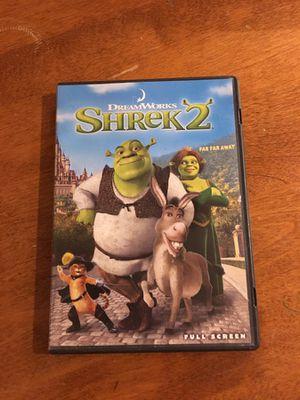 DreamWork's Shrek 2 DVD for Sale in Baltimore, MD