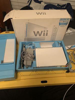 Wii 40$ for Sale in Fontana, CA