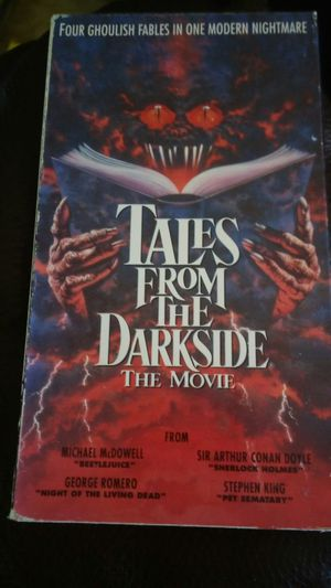 Tales From the Darkeside VHS for Sale in Glendale, AZ
