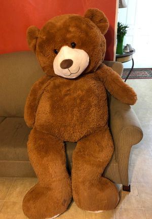 72 inch teddy bear stuffed animal for Sale in Garland, TX