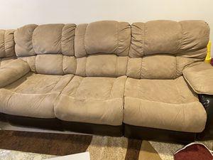 3 piece sectional for Sale in Manassas, VA