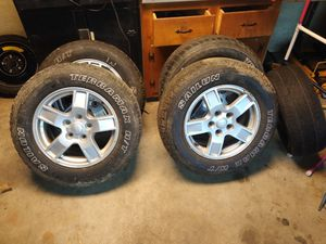 Jeep wheels for Sale in Lee's Summit, MO