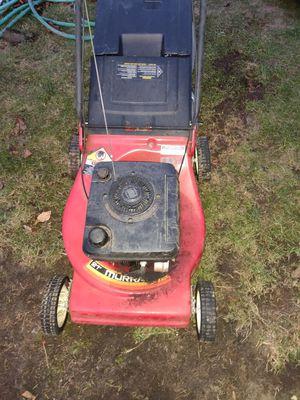 Murray lawn mower 21 in heavy duty commercial 2.5 bushel bag for Sale in Tacoma, WA