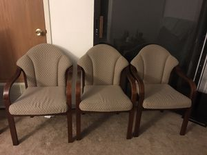 Dining chairs ( $12 each ) for Sale in Chicago, IL