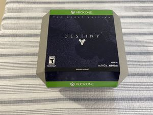 Destiny: Ghost Edition Xbox one for Sale in Glenmoore, PA