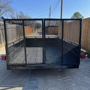 Trailer 77x10 Excelentes Condiciones Factura De Venta for Sale in Irving, TX