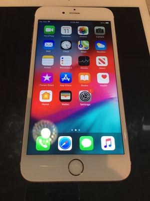 iPhone 6s rosegold T-Mobile metro pcs 64gb for Sale in Los Angeles, CA