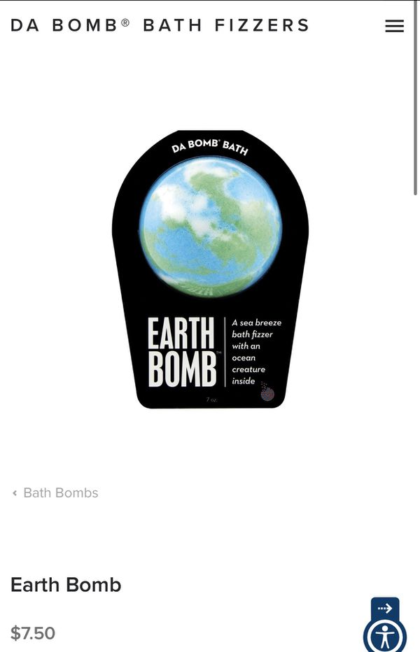 DA BOMB BATH BOMBS