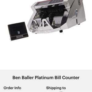 Ben Baller Bill Counter 💸 for Sale in Tampa, FL