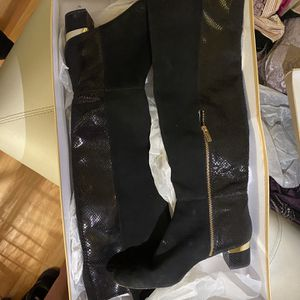 Michael Kors Leather Boots 👢 Size 11 for Sale in Beverly Hills, CA