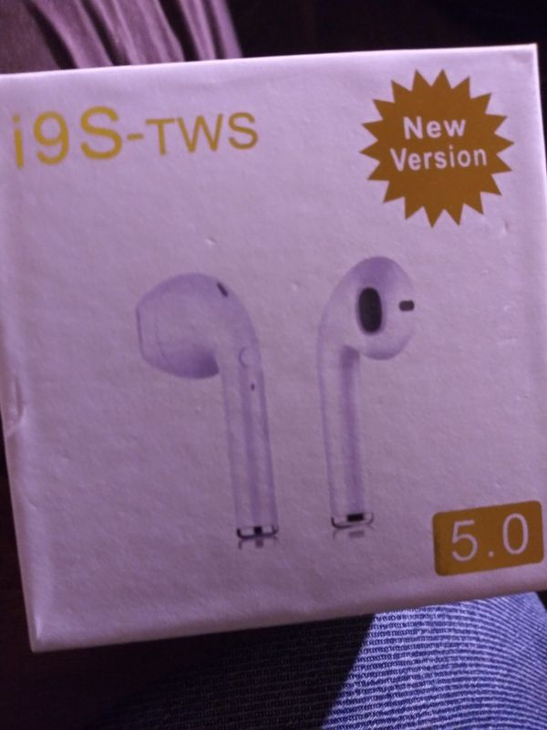 Twss Bluetooth headphones