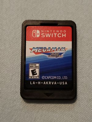 Mega Man legacy collection for Nintendo switch for Sale in Rialto, CA