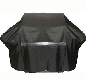 """Black Heavy Duty 82"""" Polyester Weather Resistant Premium Grill Cart BBQ Cover for Sale in Mesa, AZ"""