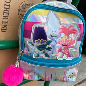 New Trolls Girls Backpack for Sale in Houston, TX