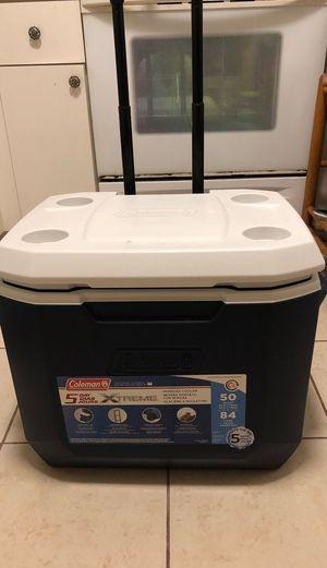 50 quart cooler for Sale in Miami, FL