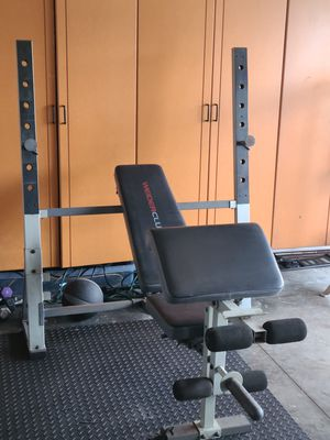 Weider club workout bench for Sale in Tampa, FL