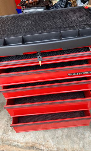 TASK FORCE TOOL BOX for Sale in Norcross, GA