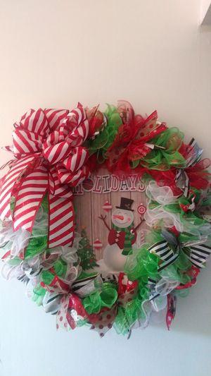 Christmas Wreath for Sale in Rancho Cordova, CA