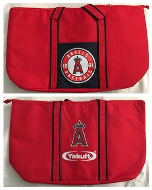 LA angels anaheim baseball insulated soda / beer 12 pack COOLER / TOTE BAG - NEW for Sale in Santa Ana, CA