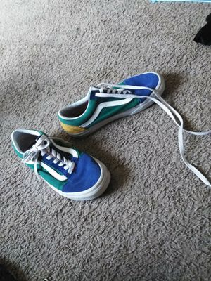 Limited edition vans for Sale in Tulsa, OK