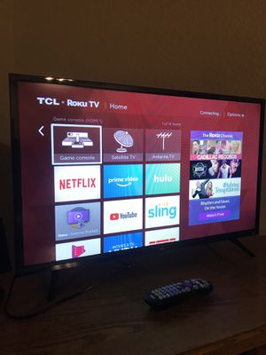 "TV 22"" TCL for Sale in Bellevue, WA"