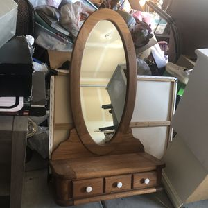 Mirror with drawer for Sale in Brentwood, CA