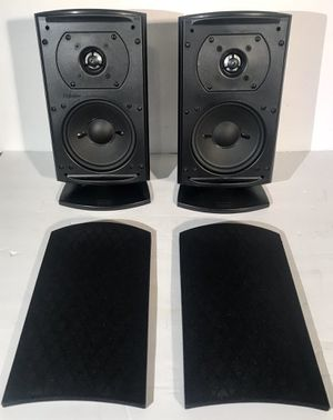 Definitive Technology Pro Cinema Pro Monitor100 Stereo Audio Speakers W/Stands for Sale in Scottsdale, AZ