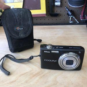 Nikon Coolpix Digital Camera & Case for Sale in San Diego, CA