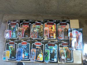 Star Wars Vintage Collection toys for Sale in East Los Angeles, CA